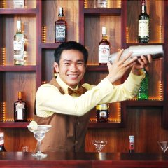 Отель Fairy Bay Hotel Вьетнам, Нячанг - 9 отзывов об отеле, цены и фото номеров - забронировать отель Fairy Bay Hotel онлайн гостиничный бар