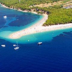 Отель Holiday Home Aspalathos пляж