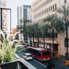 Отель Lotelito Испания, Валенсия - отзывы, цены и фото номеров - забронировать отель Lotelito онлайн балкон