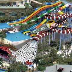 Отель Crystal Sunset Luxury Resort & Spa - All Inclusive бассейн фото 2