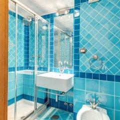 Отель Residenza Villa Marignoli Италия, Рим - отзывы, цены и фото номеров - забронировать отель Residenza Villa Marignoli онлайн ванная фото 2