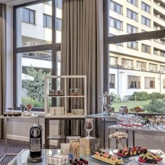 Radisson Blu Daugava Hotel питание