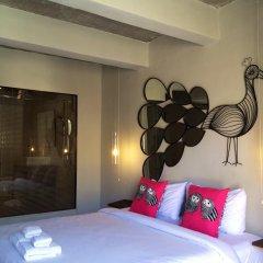 Отель The Nest Resort 3* Люкс разные типы кроватей