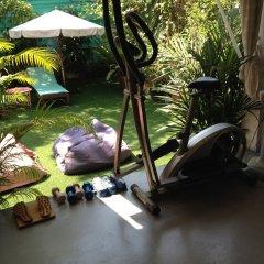 Отель Barefeet Naturist Resort фитнесс-зал фото 3