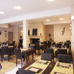 Отель Hostellerie Excalibur Франция, Сомюр - отзывы, цены и фото номеров - забронировать отель Hostellerie Excalibur онлайн питание