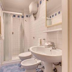 Hotel San Silvestro ванная