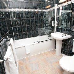 Отель City Apartments Великобритания, Глазго - отзывы, цены и фото номеров - забронировать отель City Apartments онлайн ванная фото 2