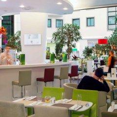 Гостиница Новотель Москва Шереметьево гостиничный бар