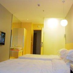 Отель Colour Inn - She Kou Branch Китай, Шэньчжэнь - отзывы, цены и фото номеров - забронировать отель Colour Inn - She Kou Branch онлайн комната для гостей фото 4