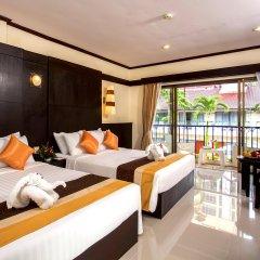 Отель Horizon Patong Beach Resort And Spa Пхукет комната для гостей