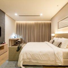 Отель 188 Serviced Suites & Shortstay Apartments Малайзия, Куала-Лумпур - отзывы, цены и фото номеров - забронировать отель 188 Serviced Suites & Shortstay Apartments онлайн комната для гостей фото 4