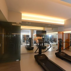 Отель Albergo Roma, Bw Signature Collection Кастельфранко фитнесс-зал фото 2