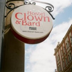 Отель Clown and Bard Hostel Чехия, Прага - отзывы, цены и фото номеров - забронировать отель Clown and Bard Hostel онлайн фото 2