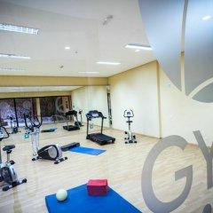 Отель Esmeralda Maris фитнесс-зал