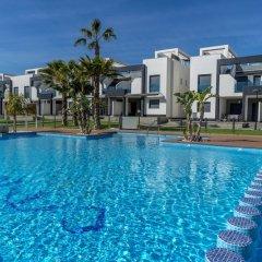 Отель Espanhouse Oasis Beach 108 Испания, Ориуэла - отзывы, цены и фото номеров - забронировать отель Espanhouse Oasis Beach 108 онлайн бассейн фото 3