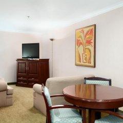 Отель Hilton Mexico City Airport Мехико комната для гостей