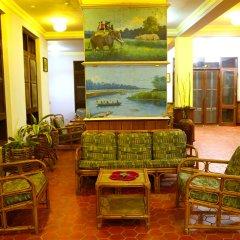 Отель Safari Adventure Lodge Непал, Саураха - отзывы, цены и фото номеров - забронировать отель Safari Adventure Lodge онлайн интерьер отеля
