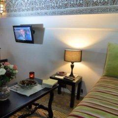 Отель Riad Adarissa Марокко, Фес - отзывы, цены и фото номеров - забронировать отель Riad Adarissa онлайн удобства в номере