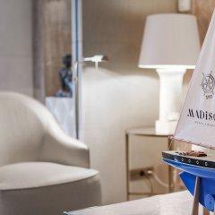 Отель Madison Hôtel by MH Франция, Париж - отзывы, цены и фото номеров - забронировать отель Madison Hôtel by MH онлайн фото 14