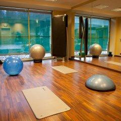 Отель Golden Prague Residence фитнесс-зал фото 2