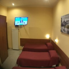 Отель Albergo Parigi Италия, Генуя - отзывы, цены и фото номеров - забронировать отель Albergo Parigi онлайн комната для гостей фото 4