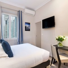 Отель Best Western Plus Brice Garden Ницца комната для гостей