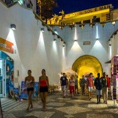 Отель Sol e Mar Португалия, Албуфейра - 1 отзыв об отеле, цены и фото номеров - забронировать отель Sol e Mar онлайн приотельная территория