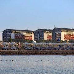 Trendy Lara Hotel Турция, Анталья - отзывы, цены и фото номеров - забронировать отель Trendy Lara Hotel онлайн пляж