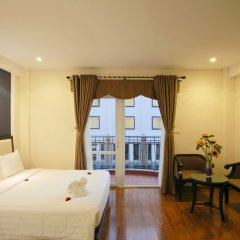 Отель Hoian Sincerity Hotel & Spa Вьетнам, Хойан - отзывы, цены и фото номеров - забронировать отель Hoian Sincerity Hotel & Spa онлайн комната для гостей фото 4