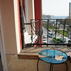 Отель Barba Rossa Residence Стамбул балкон
