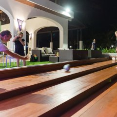 Отель Katathani Phuket Beach Resort Пхукет фитнесс-зал