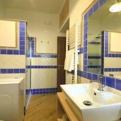 Отель Casa Vacanze La Portella Италия, Фонди - отзывы, цены и фото номеров - забронировать отель Casa Vacanze La Portella онлайн ванная фото 2