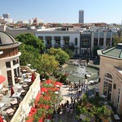Отель The Line США, Лос-Анджелес - отзывы, цены и фото номеров - забронировать отель The Line онлайн балкон