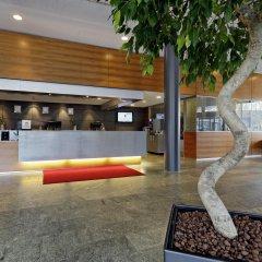 Отель Hilton Garden Inn Stuttgart Neckar Park интерьер отеля