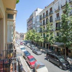 Отель Olatu Guest House Испания, Сан-Себастьян - отзывы, цены и фото номеров - забронировать отель Olatu Guest House онлайн балкон