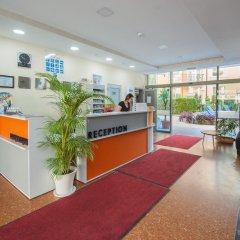 Отель Mariner's Hotel Болгария, Солнечный берег - отзывы, цены и фото номеров - забронировать отель Mariner's Hotel онлайн интерьер отеля