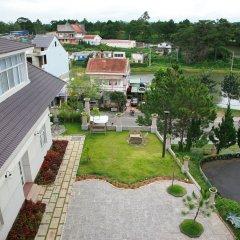 Отель Muong Thanh Da Lat балкон