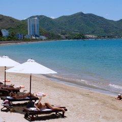 Отель Fairy Bay Hotel Вьетнам, Нячанг - 9 отзывов об отеле, цены и фото номеров - забронировать отель Fairy Bay Hotel онлайн пляж