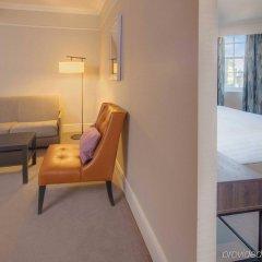 Отель Hilton Edinburgh Carlton комната для гостей фото 4