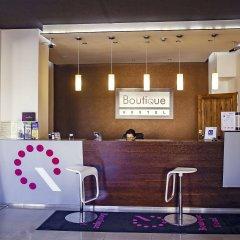 Отель Boutique Hostel Польша, Лодзь - 1 отзыв об отеле, цены и фото номеров - забронировать отель Boutique Hostel онлайн интерьер отеля фото 2
