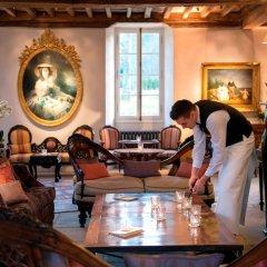 Отель Les Prés d'Eugénie Эжени-ле-Бен интерьер отеля фото 2