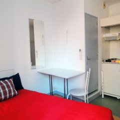 Отель Résidence Aurmat Булонь-Бийанкур комната для гостей фото 3