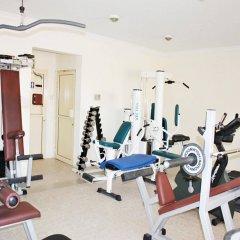 Отель Frsan Plaza фитнесс-зал
