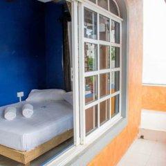 Отель Agavero Hostel Мексика, Канкун - отзывы, цены и фото номеров - забронировать отель Agavero Hostel онлайн балкон