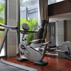 Отель Royal Tulip Luxury Hotels Carat Guangzhou Гуанчжоу фитнесс-зал фото 2
