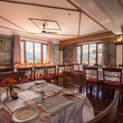 Отель Tulsi Непал, Покхара - отзывы, цены и фото номеров - забронировать отель Tulsi онлайн питание фото 2