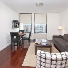 Отель Oakwood Residence Sixth Avenue США, Нью-Йорк - отзывы, цены и фото номеров - забронировать отель Oakwood Residence Sixth Avenue онлайн комната для гостей фото 2