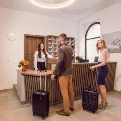 Отель King's Residence Чехия, Прага - отзывы, цены и фото номеров - забронировать отель King's Residence онлайн интерьер отеля