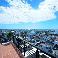 Отель Romance Hotel Вьетнам, Хюэ - отзывы, цены и фото номеров - забронировать отель Romance Hotel онлайн балкон