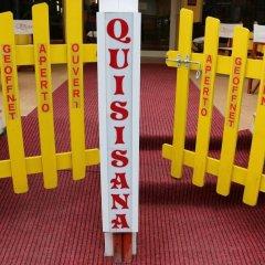 Отель Quisisana Риччоне парковка